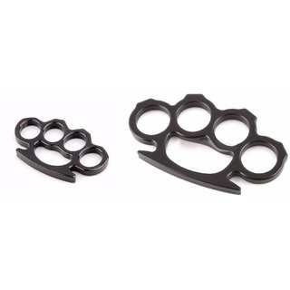 Luxe Mart Brass, Steel Knuckles Set Of 2