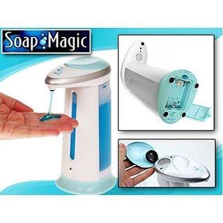 Magic Soap Dispenser Censor Motion Activated Hands Free Dispenser