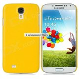 Samsung Galaxy S IV Hard Back Case Yellow Color Hard Case