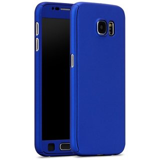 iPaky 360 Samaung Galaxy J7(21015) Full Protection PC Front Back Cover Case (