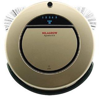Milagrow Aguabot 5.0 Full Wet & Dry Floor Mopping Robotic Vacuum Cleaner