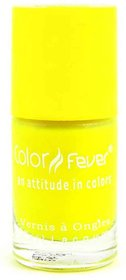Color Fever Neon Nail Lacquer - Yellow