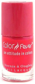 Color Fever Neon Nail Lacquer - Red,