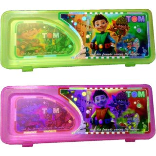 Pencil Box - Buy 1 Get 1 FREE