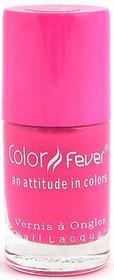 Color Fever Neon Nail Polish - Pink