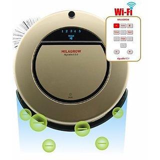 Milagrow AguaBot 5.0 Wi-Fi+Anion Robotic Floor Cleaner