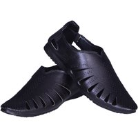 Sukun Mens Black Slip On  Casual    Lofaer Shoes