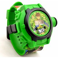 Slick Kids Watch 24 Image Projector Watch Gift Toy For