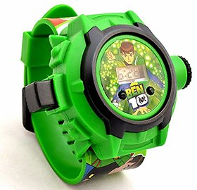 Ben 10 Projector Watch for Kids (24 Images),