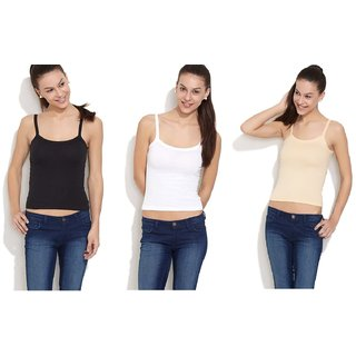 aryashri Pack of 3 Camisoles