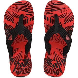 b77a7044ca2057 Buy Adidas Aril Attack Mens Red Flip Flops Online - Get 49% Off