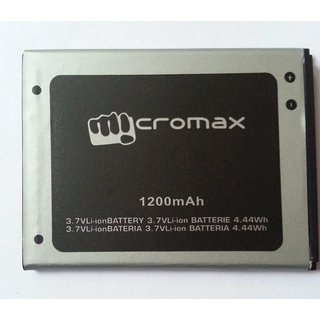 NEW Replacement BATTERY FOR Micromax S301 1200mAh
