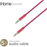 IHome Micro USB Cable For Universal - Red