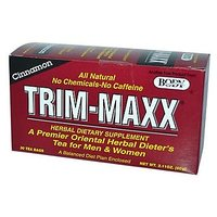 Body Breakthrough Diet Trim-Maxx Cinnamon Tea Bags, 30