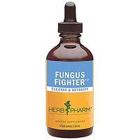 Herb Pharm Fungus Fighter Herbal Formula For Cleansing