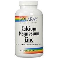 Solaray - Calcium Magnesium Zinc