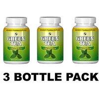 Green Tea UltraZax Extreme Weight Loss System (3 Bottle