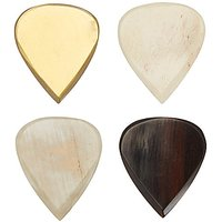 Timber Tones P4-Jazz Jazz Exotic Sampler Guitar Picks
