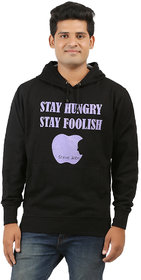 Aqsha Men's Black Sweatshirt