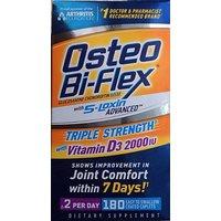 Osteo Bi-Flex - Glucosamine Chondroitin With 5-Loxin An