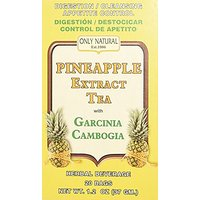Only Natural Tea Pineapple Extract, Garcinia Cambogia T