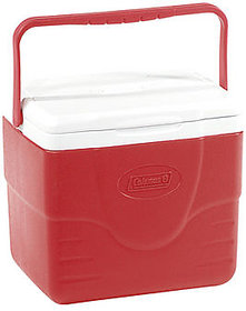 Coleman Excursion Cooler 9 Qt/ 8.5 Liters - Red
