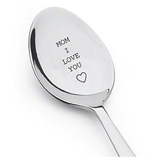 Mom I Love You Engraved Spoongift For Mombest Selling Itemsmom Birthday Giftmom Giftsmom Birthdaymommy And Memom To Bemom From Daughterengraved