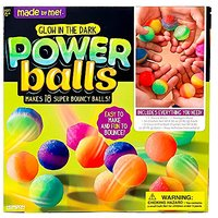 Made By Me Glow In The Dark Powerballs By Horizon Group
