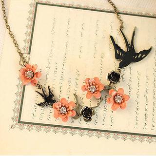 Cinderella Jewel Garden Necklace