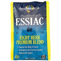Essiac Tea In 1 Oz. Packets. Total 8 Packets Makes 8 On