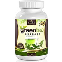 Botanica Green Tea Extract Fat Burner Supplement - With