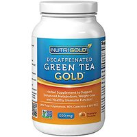 #1 Green Tea Extract - Green Tea GOLD, 500 Mg, 90 Veget