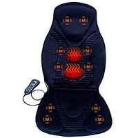 New Five Star FS8812 10-Motor Vibration Massage Seat Cu