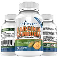 TYR Health Garcinia Cambogia Advanced Weight Loss Suppl