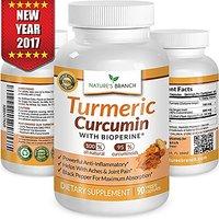 ? BEST EXTRA STRENGTH Turmeric Curcumin With BioPerine