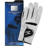 Mizuno Golf Retroflex Pro Leather MLH Gloves, Small, Right Hand