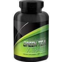 Advanta Supplements Green Tea X-tract, 500mg, 60 Capsul