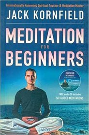 Meditation for Beginners (With CD)