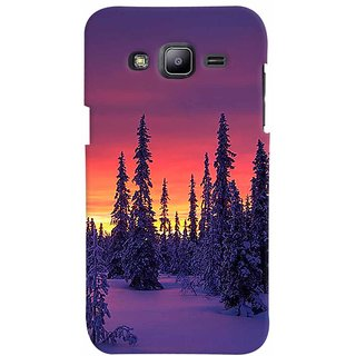 Aart Christmas Themes Designer Luxurious Back Covers For Samsung Galaxy J2