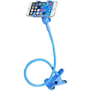Universal Flexible Handfree Long Arms Cell Phone Clip Holder Stand Desktop Bed Lazy Bracket Mount Kit for iPhone