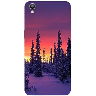 Aart Christmas Themes Designer Luxurious Back Covers For Oppo F1 Plus