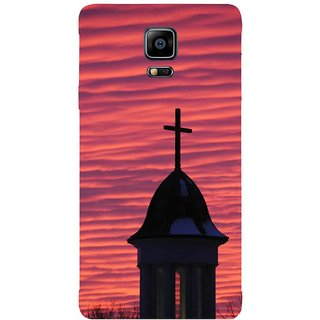 Aart Christmas Themes Designer Luxurious Back Covers For Samsung Galaxy Note 4