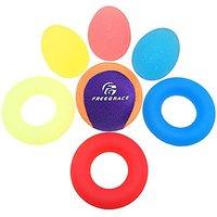 Premium Stress Relief Squeeze Balls Bundle By Freegrace