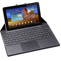 Perixx PERIDUO-880, Bluetooth Keyboard With Touchpad -