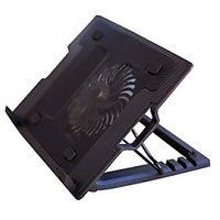 Cooling pad Ergonomic Adjustable with Stand,Fits 917 Inchs Laptop Notebook