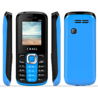 IKall K99 BlackBlue  1.8 InchDual Sim (No Earphones) Made in India
