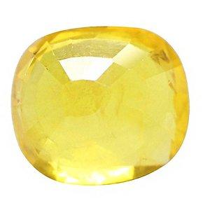 jaipur gemstone 8.50  ratti yellow sapphire (pukhraj)