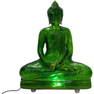 Paras Magic Green Crystal Buddha