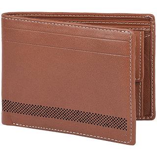 Taksh Brown Formal Regular Wallet TW6030