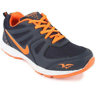 World Wear Footwear Men's Blue Training Shoes